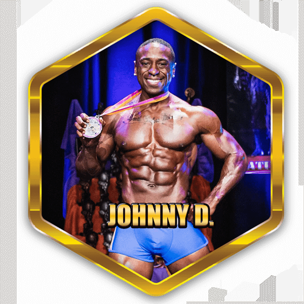 Johnny World Champion Carosel