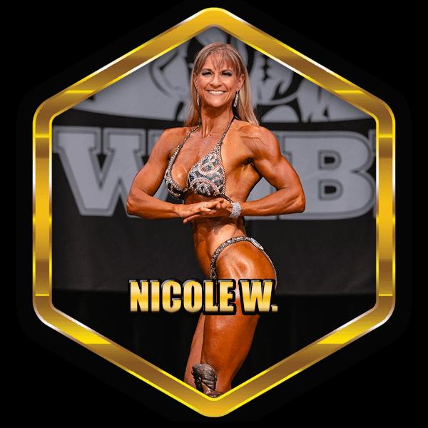 Nicole World Champion Carosel