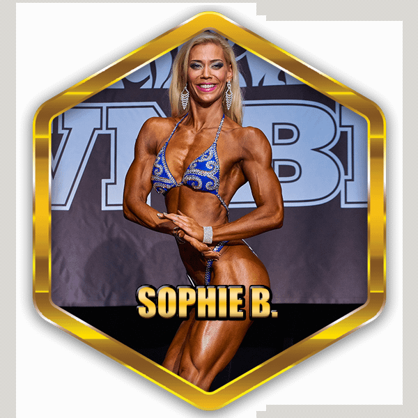 Sophie World Champion Carosel