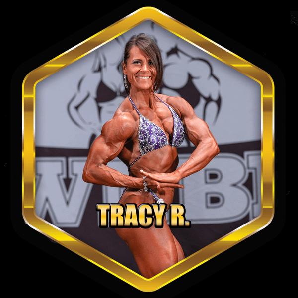 Tracy R World Champion Carosel - 2