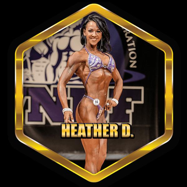 heather World Champion Carosel