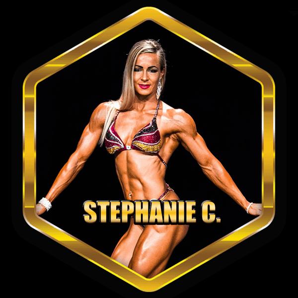 stephanie World Champion Carosel-4